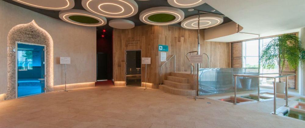 Новый банный комплекс